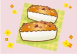 スペースキッチン「しっとりふわふわ ミニパウンドケーキ」