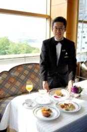 ホテルニューグランド春休み特別企画! 家族で楽しむランチタイム&気軽なテーブルマナー
