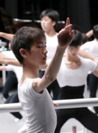 ボーイズバレエサマースクール2017