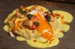 組み合わせて色・香り・食感を愉しむ卵料理フェア