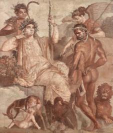 日伊国交樹立150周年記念 世界遺産 ポンペイの壁画展