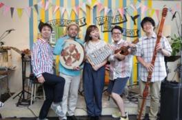 調布国際音楽祭2017 栗コーダーカルテット with ビューティフルハミングバード