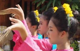 特別公演タイ王立舞踊団