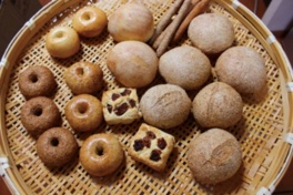 アデリースタジオ 自家製酵母パンを楽しむ会