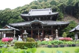 三室戸寺 重要文化財仏像5体御開扉