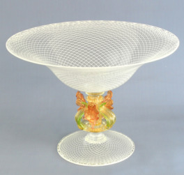 ヴェネツィア レースガラス展 -ガラスの糸が織りなす美の世界-