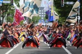 第26回YOSAKOIソーラン祭り