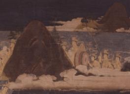 コレクション展「仏画×風景」