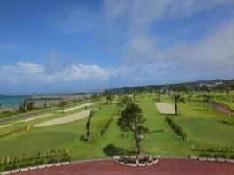 久米島シーサイドパークゴルフ場月例大会(5月)