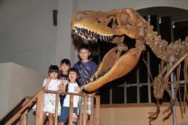 恐竜迫力撮影会