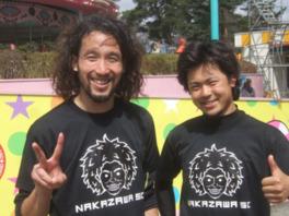 NAKAZAWA SCのゆかいなコーチたちのリフティングショー