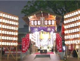 松原恵比須社御鎮座記念祭「とんさんえびす祭り」