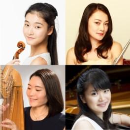 女神たちの協奏with東京交響楽団