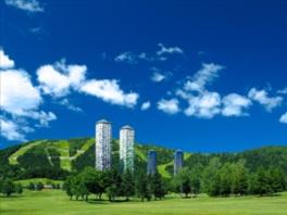 北海道の中心にある滞在型リゾート