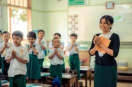 パネル展「世界で育む学びのココロ」