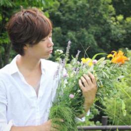 ハーブ王子の野草活用講座 in 山田緑地