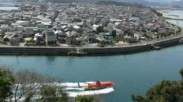 仙崎湾クルーズと海鮮ランチ