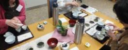 初心者のための日本茶セミナー