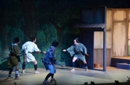 那珂川町演劇研究会劇団「やまもも」 結成30年記念パネル展