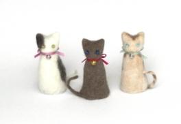 猫毛人形教室@猫毛祭りin太田