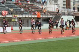 全日本一輪車競技大会トラックレース部門