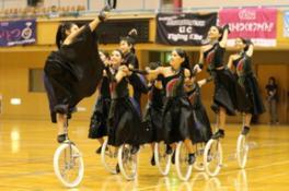 第5回さわやか全国小学生一輪車大会