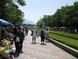 吉野公園グリーンフェスタ2017