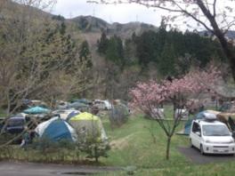 オートキャンプ場 るぽぽの森