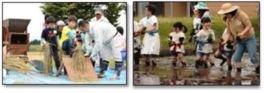 志波城古代公園 古代米づくり体験講座