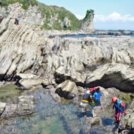 GW親子いっしょに「三浦海岸・知られざる海岸線歩き」