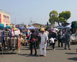 オークタウン貝塚フリーマーケット(5月)