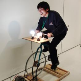 科学実験工房サイエンスショー 電気をつくろう!