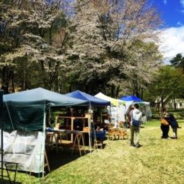 チロルの森 春のクラフト市2017