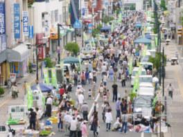 ながの軽トラ市 in 篠ノ井(5月)