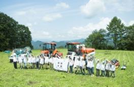 夏休み!小学生農業キャンプ「クボタ地球小屋2017」