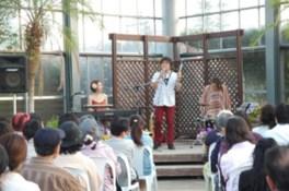 京成バラ園 ローズフェスティバル ミニコンサート