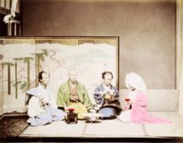 KYOTOGRAPHIEフランス国立ギメ東洋美術館・写真コレクション「愛の劇場」