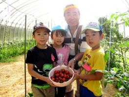 農業と食を楽しむ!畑の楽校キャンプ~農業体験や里山自然遊び、本格ピザ作り体験など