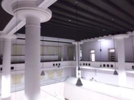 国際博物館の日「館内解説案内 文化財建造物をめぐる」