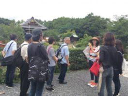 TVパーソナリティーが案内する祇園祭の歴史!祇園祭発祥の神泉苑から各鉾町へ