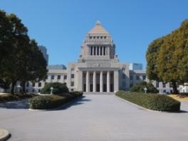 国会議事堂&永田町おさんぽツアー(6月)