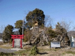 弁天山山開き 日本一低い自然の山