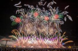 第91回全国花火競技大会「大曲の花火」