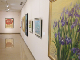 ギャラリー展「平成28年度 石正美術館絵画教室作品展」(後期)