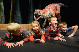 恐竜どうぶつ園 ~ティラノサウルスがやってくる!~