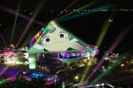 長編アニメ映画『夜明け告げるルーのうた』コラボイベント