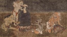 奈良国立博物館の「地獄草紙」など貴重な作品を間近で見られるチャンス