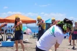 第4回ウォータースプラッシュフェスティバルin三浦海岸