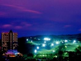 ルスツナイターゴルフ(タワーコース9Hプレー)
