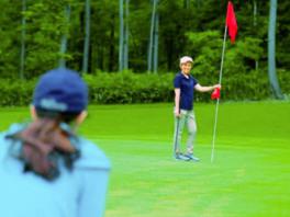 ルスツモーニングゴルフ(タワーコース9Hプレー)